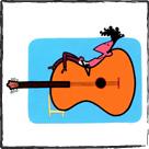 Caricaturas de la Vida Española, Directamente del artista - Luis Santiago