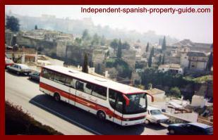 Alsina Graels Bus_Nerja