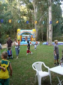 Festival day in Calahonda Spain