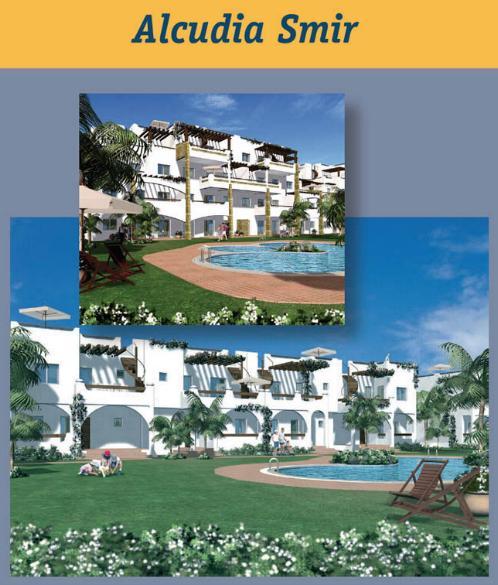 Alcudia Smir - Off plan properties due summer 2008