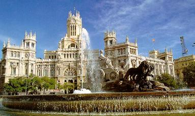 Cibeles - Madrid - spain