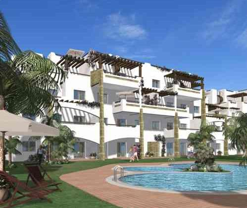Alcudia Smir Off plan properties - Artist Impression