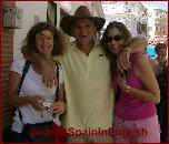 our visit to Benamocarra in the province of Malaga