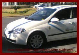 Taxi Spain