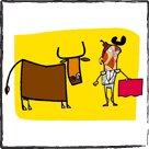 Print de viñetas en papel artístico de alto gramaje - Luis Santiago