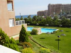 2 bedroom, 2 bathroom with private garage for 800 euros