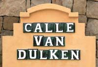 Calle Van Dulken Calahonda Spain