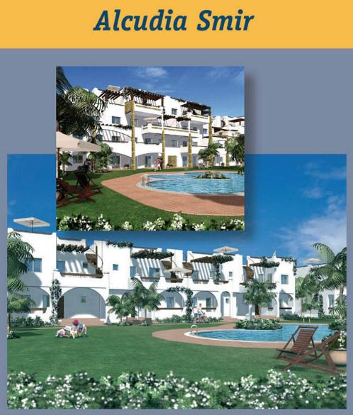 Alcudia Smir - Off plan properties due summer 2008