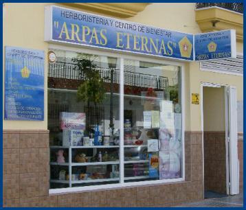 Herboristeria - Arpas Eternas en Alhaurin de la Torre - Malaga - España